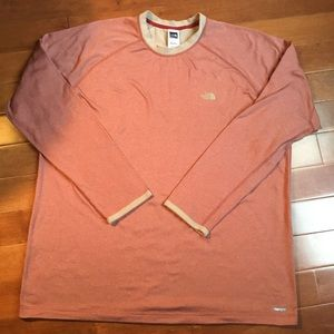 The North Face Vapor Wick long sleeve XXL